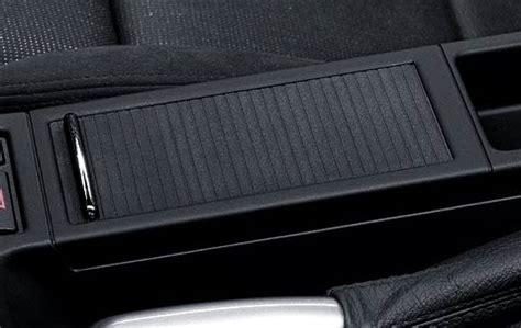Armrest Bmw E46 Type bmw centre armrest tray storage roller cover black e46 3 series 51167043093
