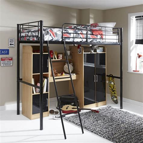 Desk Wardrobe Units by Kid S Combination Beds The Furniture Co