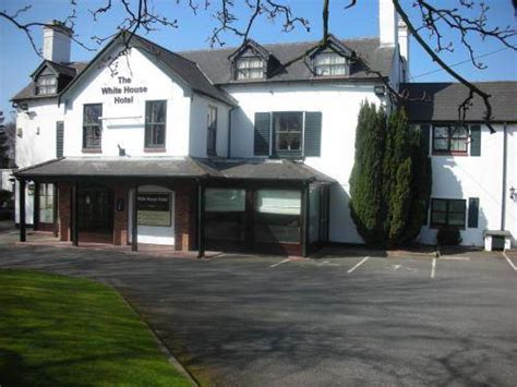 Hotels Near The White House by Hotels Accommodation Near The Shropshire Golf Club Telford