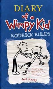 Diary of a wimpy kid rodrick rules 300x500 png