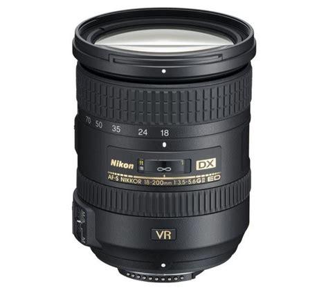 nikon lens 18 200 nikon af s dx nikkor 18 200 mm f 3 5 5 6 g ed swm vr ii