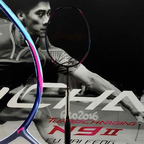 Raket Lining N7 Ii li ning genuine n7ii n7 ii n9 ii light fu haifeng zhang nan zhao yunlei badminton racket