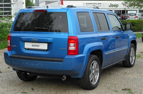 patriot jeep 2010 2010 jeep patriot information and photos momentcar