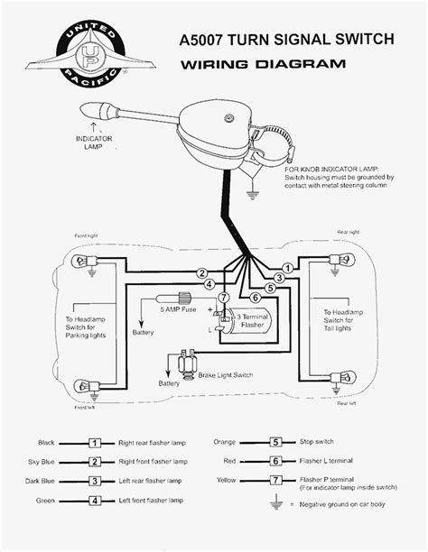 wiring diagram for turn signal flasher wiring diagram 2018