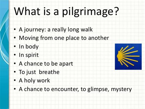 a pilgrim s guide to the camino de the pilgrim s way on the camino de santiago de compostela