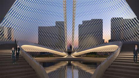 Plans gallery of santiago calatrava designs 3 new bridges for