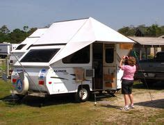 Rv Awning Frame by Aliner Awning Ideas A Frame Folding Pop Up C Trailers