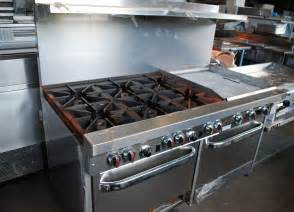 used kitchen equipment for sale sale on used range ovens frog technical website