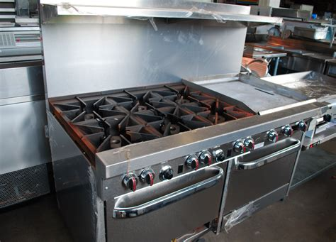 used commercial range ovens orlando one fat frog