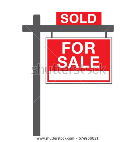 house sold sign stock images royalty free images