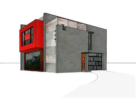 modern contemporary small house plans modern house plans contemporary home designs floor plan 15