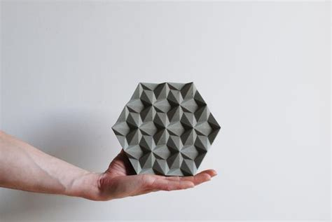 Concrete Origami - products havelock studio