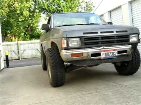 lifted nissan hardbody 2wd image gallery nissan 720 2wd