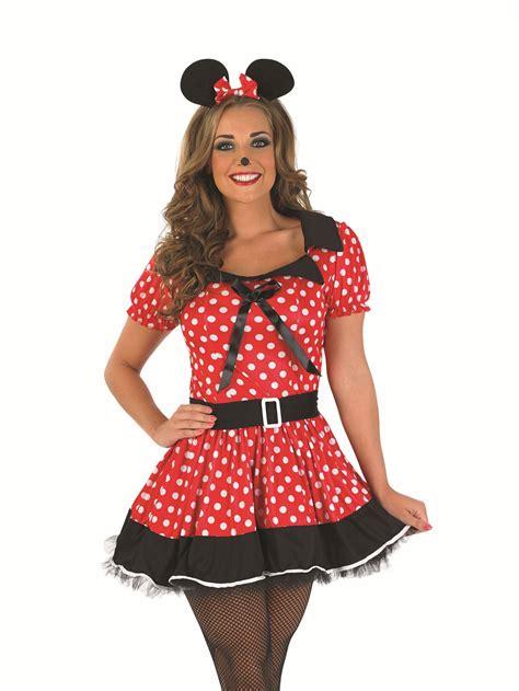 minnie mickey mouse disney fancy dress costume ears ebay