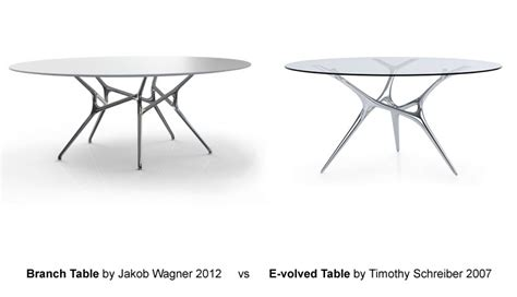 Branch Table by Cappellini Branch Table By Jakob Wagner Copy Of E Volved