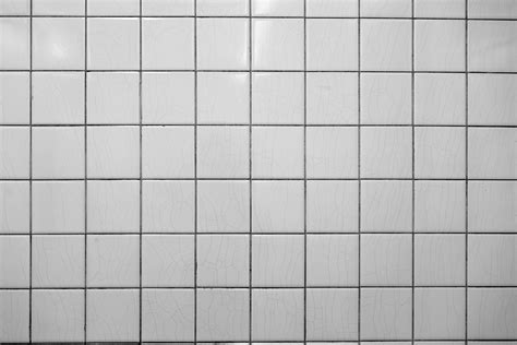 piastrelle bianche mattonelle di ceramica bianche rettangolari fotografia