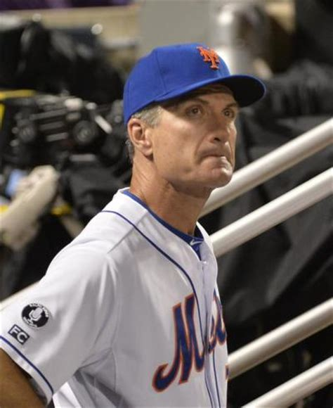 dodgers bench coach bob geren leaving mets to be dodgers bench coach ny