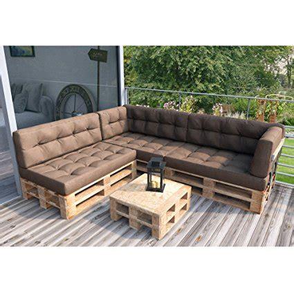 sofa selber bauen polster palettenkissen palettenm 246 bel ecksofa sitzecke inkl