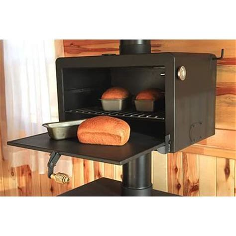 Oven The Baker baker s oven wood heat cook stove