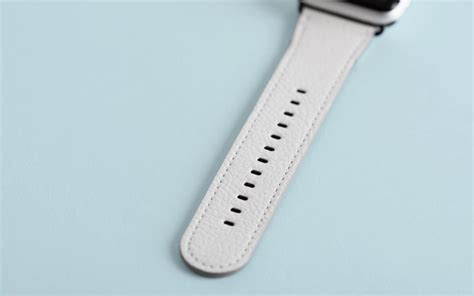 Monochrome Leather Band For Apple 38mm 10 custom apple bands personalize yours ships today
