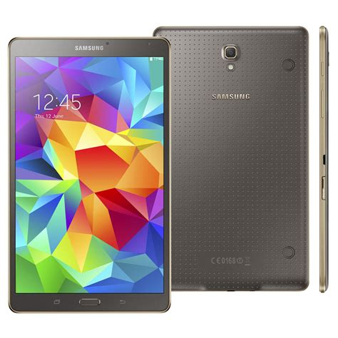 Baru Samsung Tab 4 8 tablet samsung galaxy tab s tela 8 4 amoled 16gb processador octa 4g c 226 mera