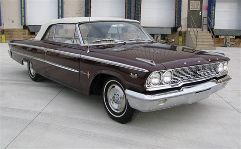 1964 ford galaxie paint colors
