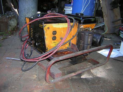 bruce teakles pages scott welder portable  petrol engine stick welder
