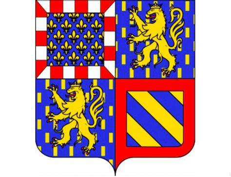 Armoiries Bourgogne by Bourgogne Franche Comte Des Armoiries Pour La Grande R 233 Gion