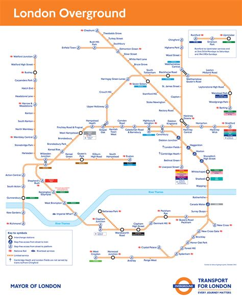 map stations overground gospel oak to barking line station list