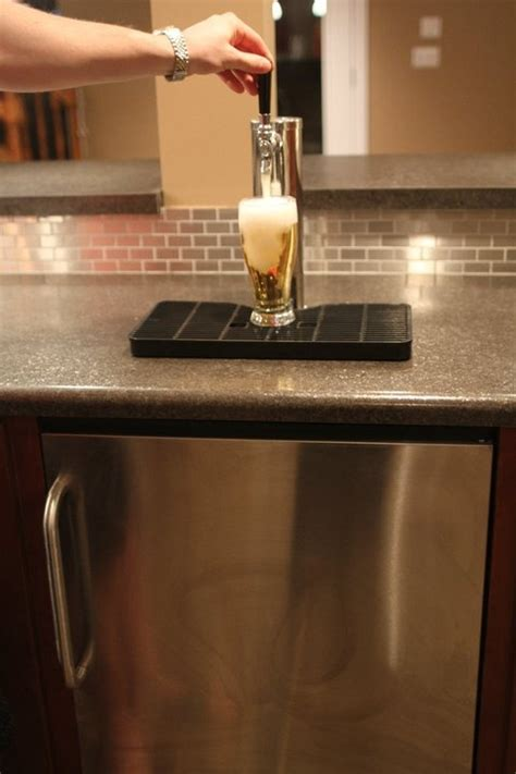 built in kegerator 17 best images about basement ideas on pinterest