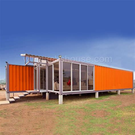 2 units 20ft luxury container homes design prefab 20ft prefab container home for sale modern prefabricated