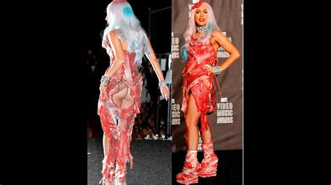 Dress Gaga gaga wears dress must