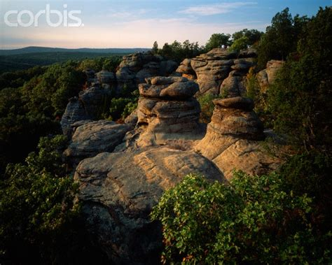 Garden Of The Gods Shawnee by Shawnee National Forest Places I D Like To Go