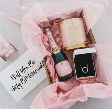 Wedding Gift Ideas From Bridesmaid by Stunning 62 Unique Ideas For Bridesmaid Gifts Getting My