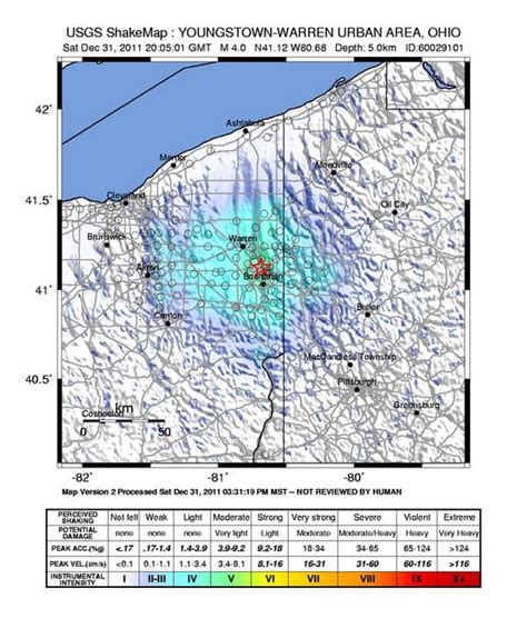 earthquake near me confirmed fracking practices to blame for ohio