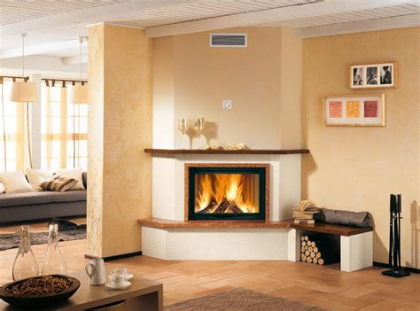 piazzetta ht801 corner wood burning firebox