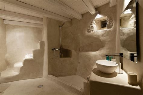greek bathtub this stunning stone retreat in greece is a lesson in