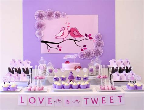 love themed events birds feathers nest wedding quot quot love is tweet quot love