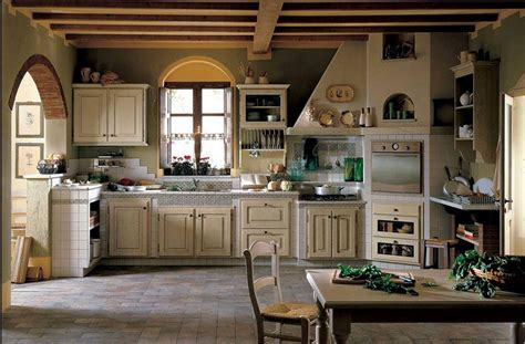 Stile Country Chic by Perimetro Cucine Presenta Le Sue Cucine Country Chic