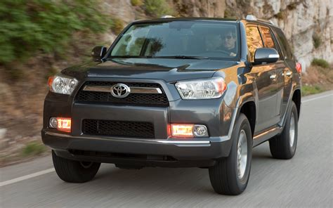 2012 Toyota 4runner 2012 Toyota 4runner Limited Front View In Motion Photo 79