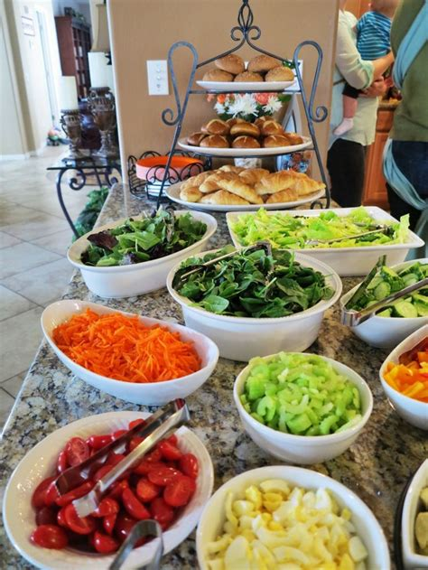 salad buffet menu ideas 25 best ideas about salad bar on salad toppings broccoli slaw pasta and shell