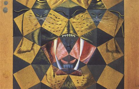 reflection elephants illusion paintings by salvador dali 2 full