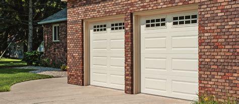 Chi Overhead Doors by C H I Overhead Door Offers Rebate Program For New Garage