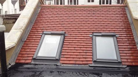 Flat Roof Vs Pitched Roof Earls Court New Pitched Roof Installation And Rubberbond