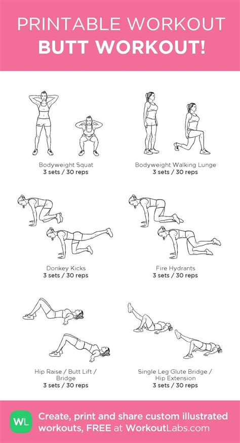 workout workouts