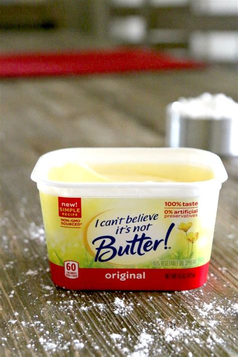 is i cant believe its not butter light dairy free easy 2 ingredient butter frosting recipe