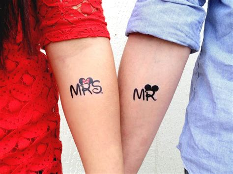 couple matching tattoo 150 best ideas for 2018