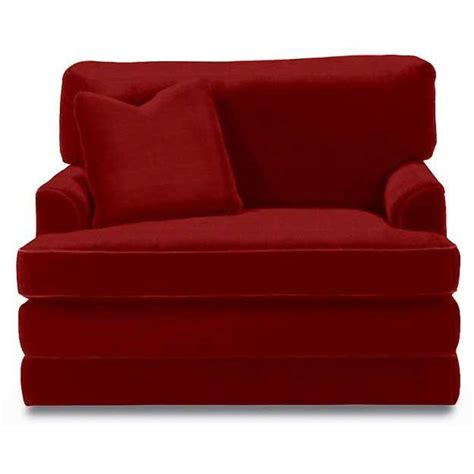 red sleeper sofa daphne 54 quot red upholstered twin sofa sleeper
