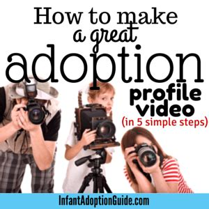 how to crate an adopted how to make a great adoption profile infant adoption guide