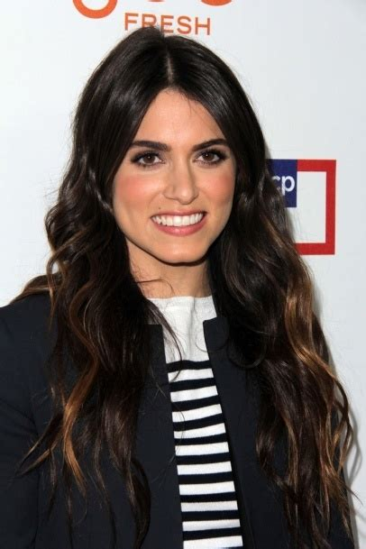 nikki reed with dyed hair nikki reed beauty makeup celebrity beauty must haves